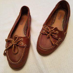 Sperry Audrey Slip-On Boat Shoe Sz 6